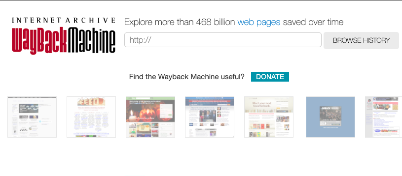 The Wayback Machine and Cloudflare group as much as maintain web sites on-line