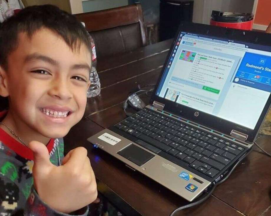 Nonprofit assaults digital divide by giving 5,000 gadgets to Spring Department ISD households