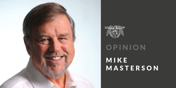 MIKE MASTERSON: At crisis level