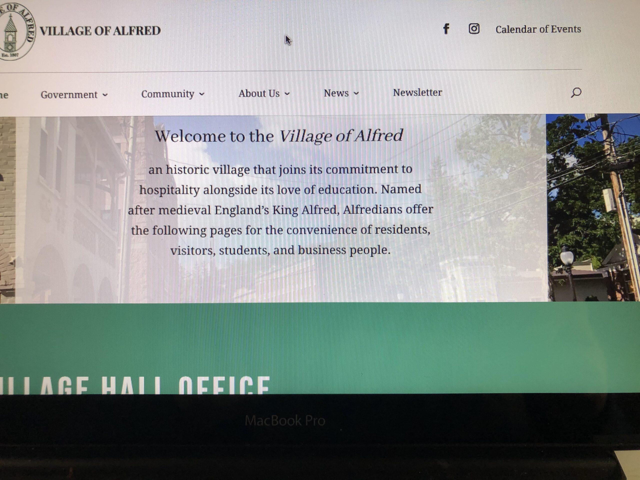 Village of Alfred cuts hyperlink with native web site service – Information – The Night Tribune