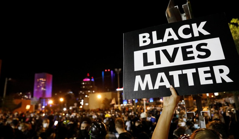 Black Lives Matter Removes Language about Disrupting the Nuclear Household from Web site