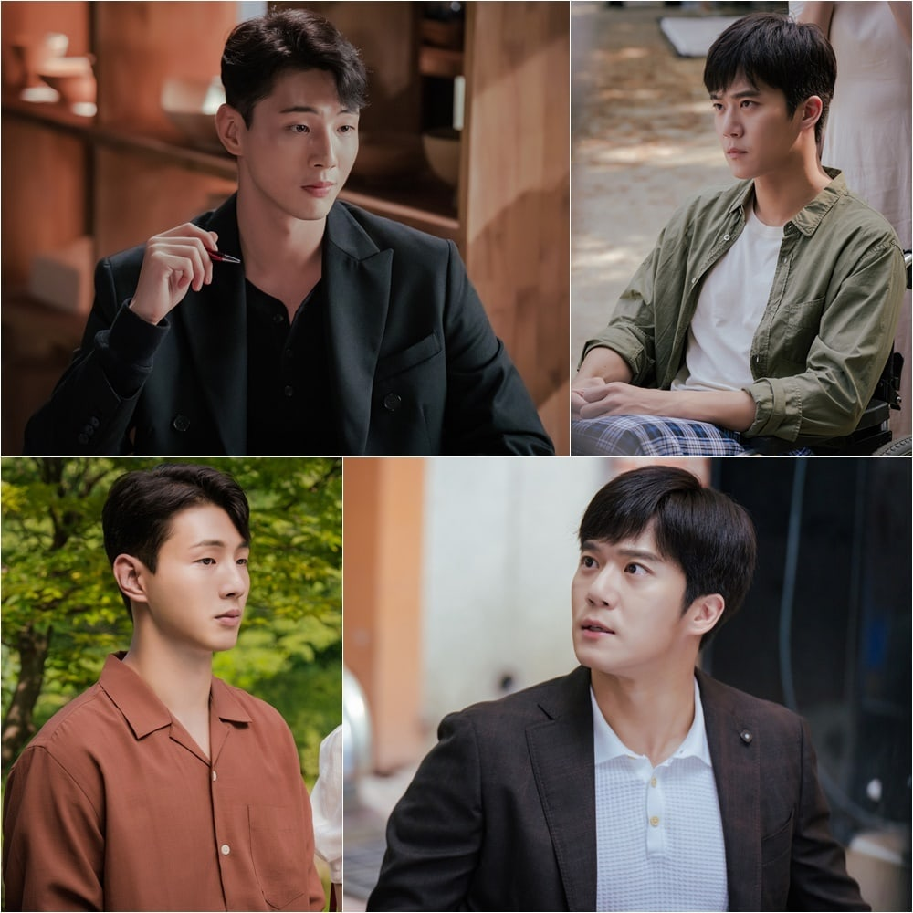 """""""Once I Was The Most Lovely"""" Offers Sneak Peek At Battle Of Nerves Between Ji Soo And Ha Seok Jin"""