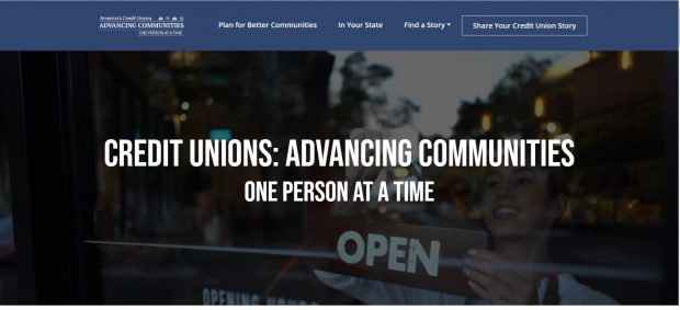 CUNA Launches Website to Showcase Credit Union Impact