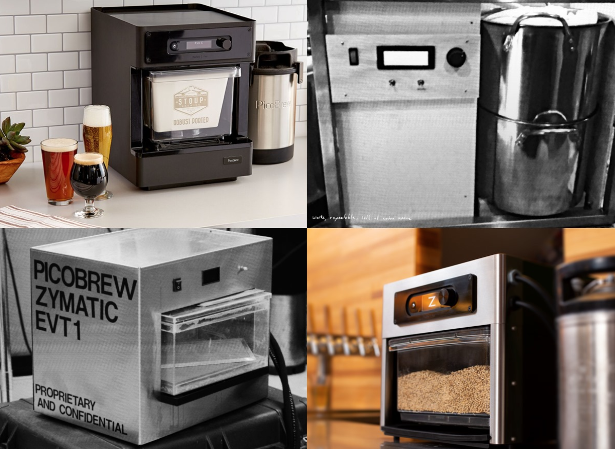 PicoBrew's Reluctant New Owner Puts Shuttered Startup's Assets For Sale On Website