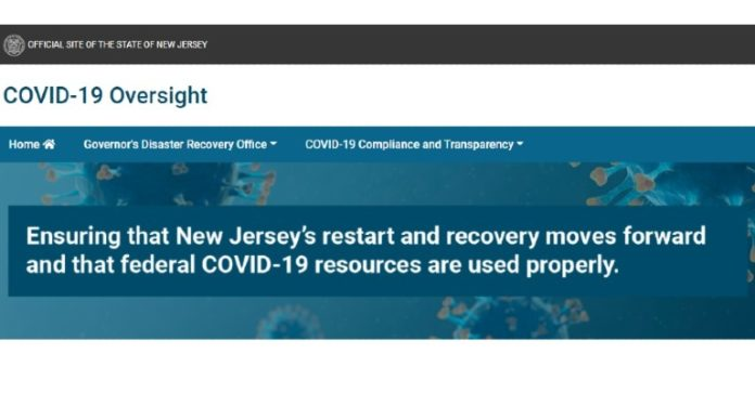 N.J. launches 'COVID-19 transparency' website
