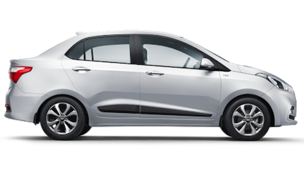 Hyundai Xcent discontinued from the company website. What it means?