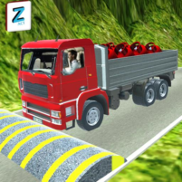 3D Truck Driving Simulator – Real Driving Games 2.0.045 APK Cracked Downlaod – PRO for android