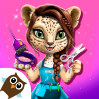 Amy's Animal Hair Salon – Cat Fashion & Hairstyles 4.0.50015 APK Cracked Downlaod – PRO for android