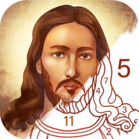 Bible Coloring -Free  Paint by Number, Bible 2.1 32  APK Cracked Downlaod – PRO for android