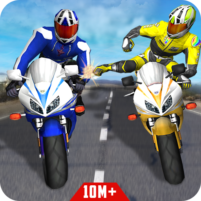 Bike Attack Race : Highway Tricky Stunt Rider 5.1.06 APK Cracked Downlaod – PRO for android