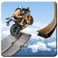 Bike Impossible Tracks Race: 3D Motorcycle Stunts  3.0.7 APK Cracked Downlaod – PRO for android