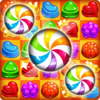 Candy Amuse: Match-3 puzzle 1.10.0 APK Cracked Downlaod – PRO for android