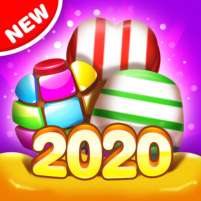 Candy House Fever – 2020 free match game 1.1.8 APK Cracked Downlaod – PRO for android
