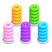 Color Hoop Stack Sort Puzzle 1.1.2 APK Cracked Downlaod – PRO for android