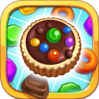 Cookie Mania – Match-3 Sweet Game 2.6.3 APK Cracked Downlaod – PRO for android