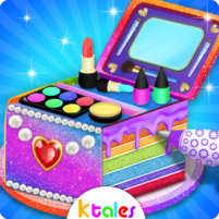 Cosmetic Box Cake and Cookie Maker Girls cooking 1.4 APK Cracked Downlaod – PRO for android