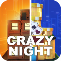Crazy Night:Idle Casino Tycoon 0.23 APK Cracked Downlaod – PRO for android