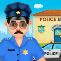 Crazy Policeman – Virtual Cops Police Station 8.0 APK Cracked Downlaod – PRO for android