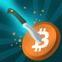 Crypto Slicer – Knife Hit, Play, Earn & Win Crypto 1.9.1 APK Cracked Downlaod – PRO for android