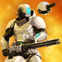 CyberSphere: TPS Online Action-Shooting Game  2.52.64 APK Cracked Downlaod – PRO for android