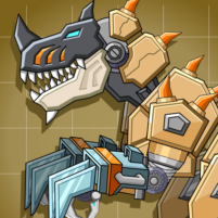 Desert T-Rex Robot Dino Army 2.4 APK Cracked Downlaod – PRO for android