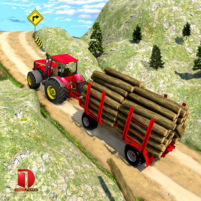 Drive Tractor trolley Offroad Cargo- Free 3D Games 2.0.25 APK Cracked Downlaod – PRO for android