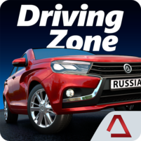 Driving Zone: Russia 1.303 APK Cracked Downlaod – PRO for android