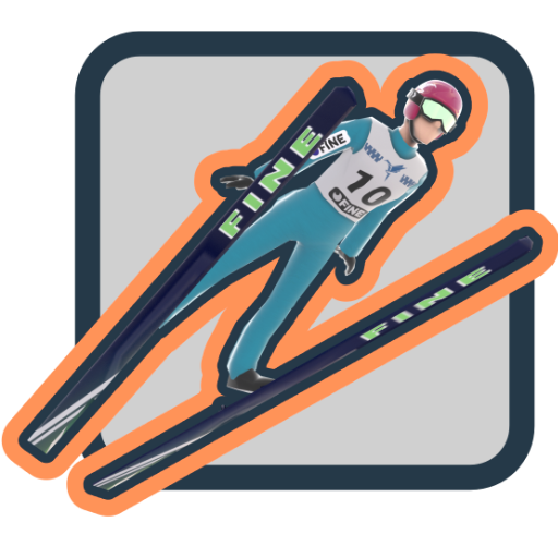 Fine Ski Jumping 0.5.7a APK Cracked Downlaod – PRO for android