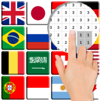 Flags Color By Number – Pixel Art 6.0 APK Cracked Downlaod – PRO for android
