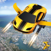 Flying Robot Car Games – Robot Shooting Games 2020 2.1 APK Cracked Downlaod – PRO for android