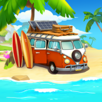 Funky Bay Farm & Adventure game  42.0.36 APK Cracked Downlaod – PRO for android
