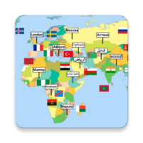 GEOGRAPHIUS: Countries, Capitals and Flags Quiz 6.4.0 APK Cracked Downlaod – PRO for android