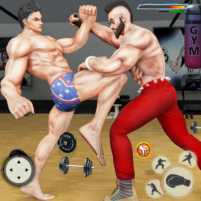 GYM Fighting Games: Bodybuilder Trainer Fight PRO  1.6.2 APK Cracked Downlaod – PRO for android