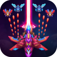 Galaxy Hunter: Space shooter 7.1.2 APK Cracked Downlaod – PRO for android