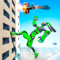 Grand Police Robot Speed: Hero Bunny Robot Games 1.0.4 APK Cracked Downlaod – PRO for android