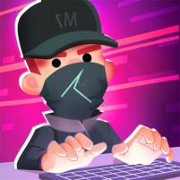 Hacking Hero – Cyber Adventure Clicker 1.0.5 APK Cracked Downlaod – PRO for android