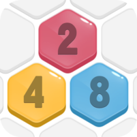 HexPop:Mergenumber to 2048, Free PuzzleGames 2.201 APK Cracked Downlaod – PRO for android