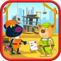 Hippo builder. Building machines 1.1.8 APK Cracked Downlaod – PRO for android