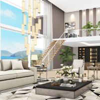 Home Design : Hawaii Life  1.2.70 APK Cracked Downlaod – PRO for android