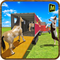 Horse Stunts Transporter Truck 0.1 APK Cracked Downlaod – PRO for android