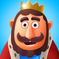 Idle King Clicker Tycoon Simulator Games  1.0.12 APK Cracked Downlaod – PRO for android