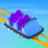 Idle Roller Coaster 2.5 APK Cracked Downlaod – PRO for android