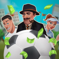 Idle Soccer Tycoon – Free Soccer Clicker Games 4.0.1 APK Cracked Downlaod – PRO for android