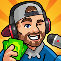 Idle Tuber – Become the world's biggest Influencer 1.4.0 APK Cracked Downlaod – PRO for android