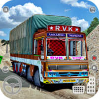 Indian Truck Cargo Simulator 2020: New Truck Games 1.0 APK Cracked Downlaod – PRO for android