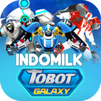 Indomilk Tobot Galaxy 3.1r0 APK Cracked Downlaod – PRO for android
