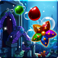 Jewel Water World 1.10.0 APK Cracked Downlaod – PRO for android