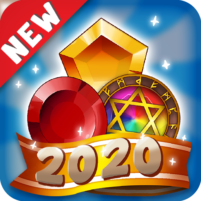 Jewels Magic Kingdom: Match-3 puzzle 1.5.16 APK Cracked Downlaod – PRO for android
