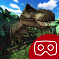 Jurassic VR Dinos for Cardboard Virtual Reality 2.1.1 APK Cracked Downlaod – PRO for android