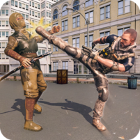 Kung Fu Commando 2020 : New Fighting Games 2020 4.6 APK Cracked Downlaod – PRO for android